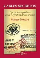 Cables secretos - Novaro Marcos