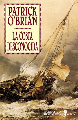 La costa desconocida - O'Brian Patrick