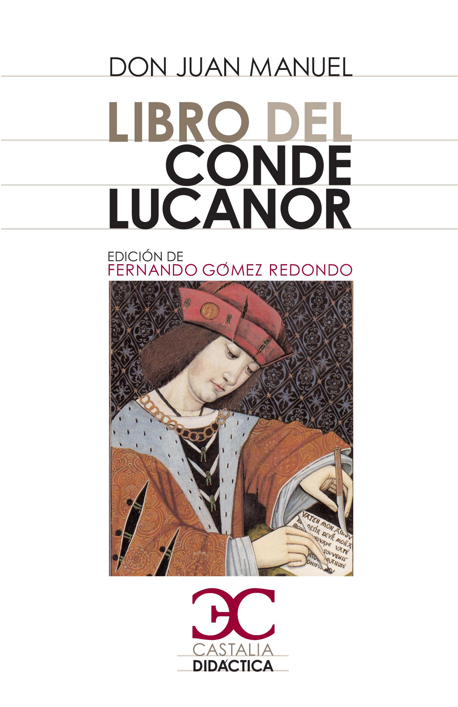 Libro del Conde Lucanor -  Don Juan Manuel
