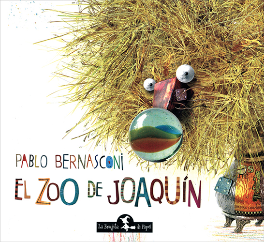 El Zoo de Joaquín (Rústica) - Bernasconi Pablo