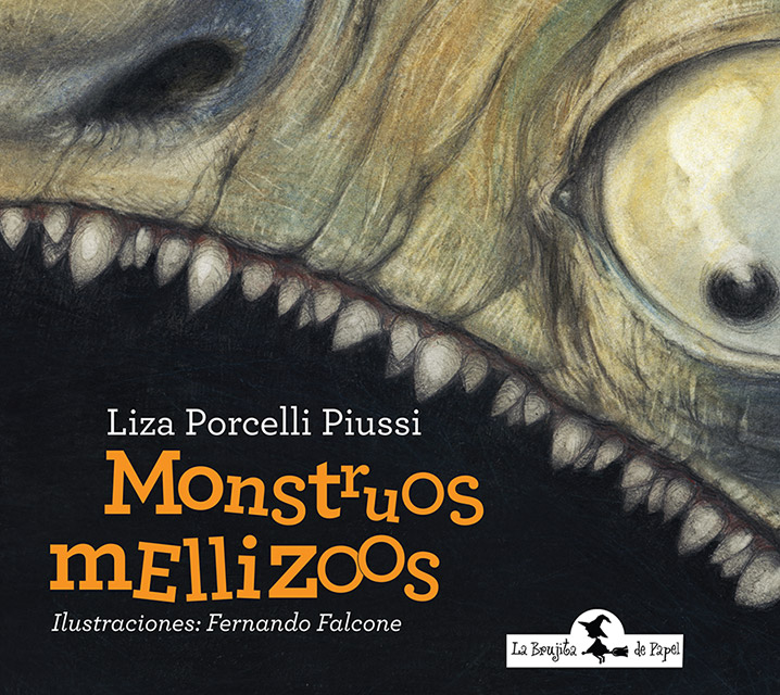 Monstruos mellizoos - Porcelli Piussi Liza