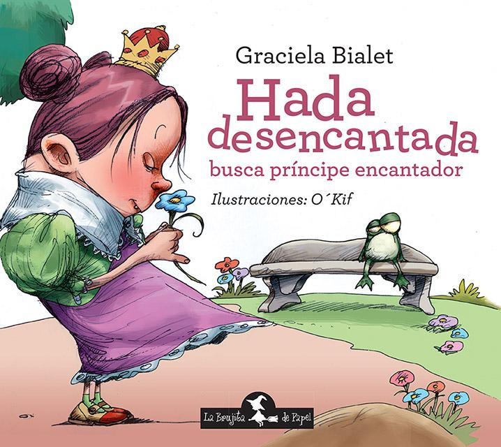 Hada desencantada busca príncipe encantador - Bialet Graciela