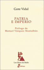 Patria e imperio - Vidal Gore