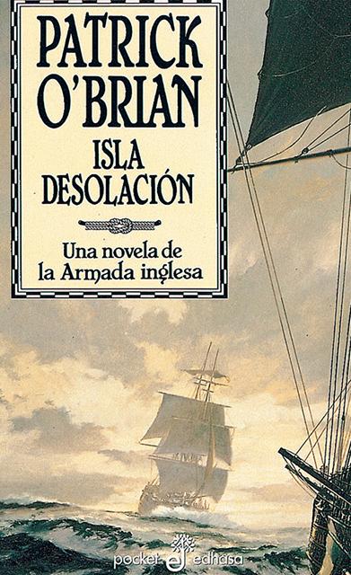 Isla Desolación - O'Brian Patrick