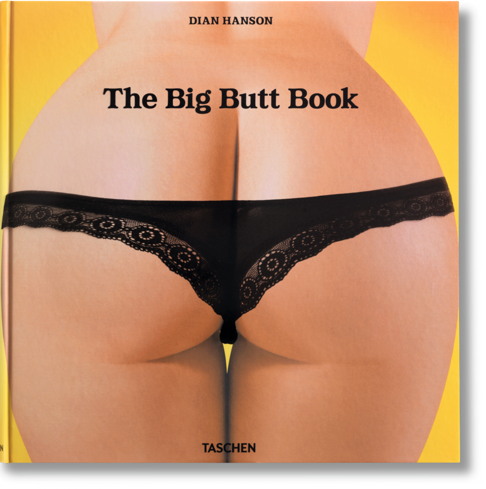 The Big Butt Book - Hanson Dian