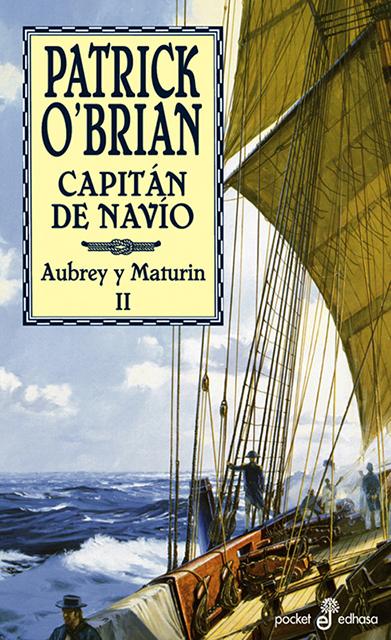 Capitán de navío (II) (bolsillo) - O'Brian Patrick