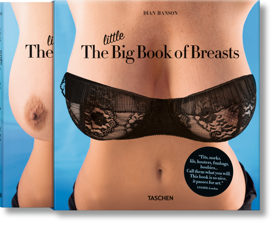 The Little Big Book of Breasts - Hanson Dian