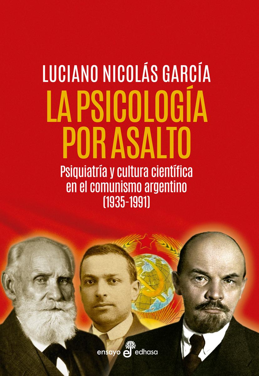 La psicología por asalto - García Luciano Nicolás