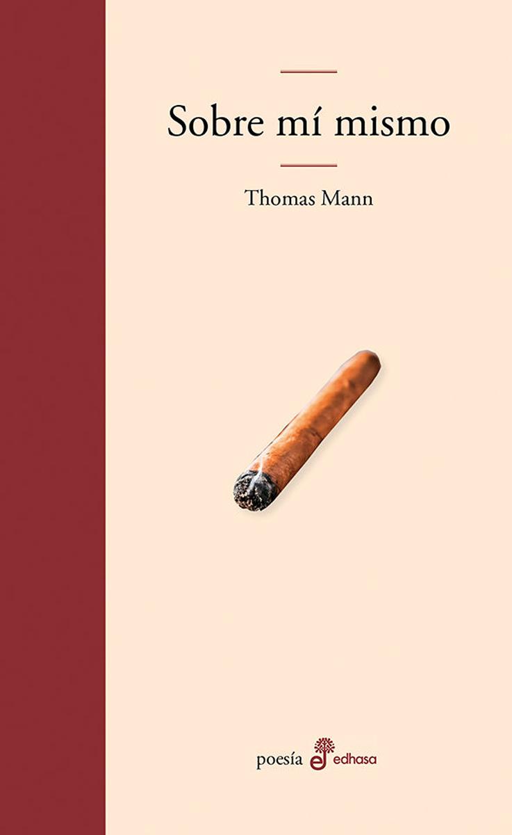 Sobre mí mismo - Mann Thomas