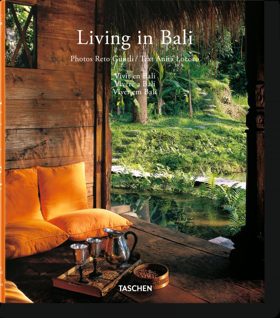 Living in Bali. Vivir en Bali - Guntli Reto