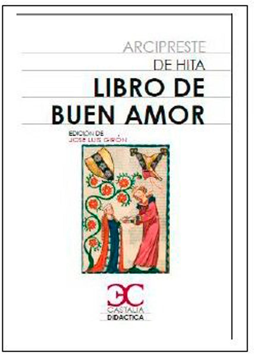 Libro de buen amor  - Arcipreste de Hita Juan Ruiz