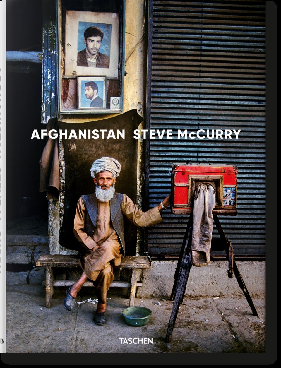 Afganistán - McCurry Steve