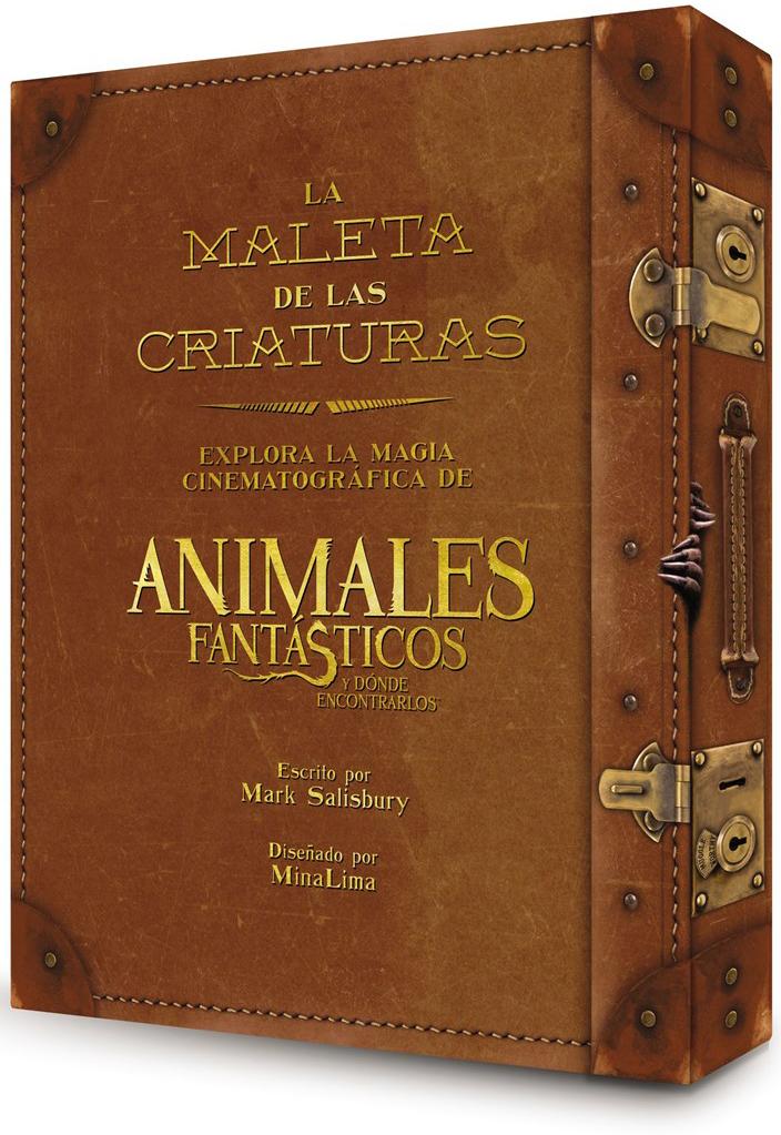 La maleta de las criaturas - Salisbury Mark