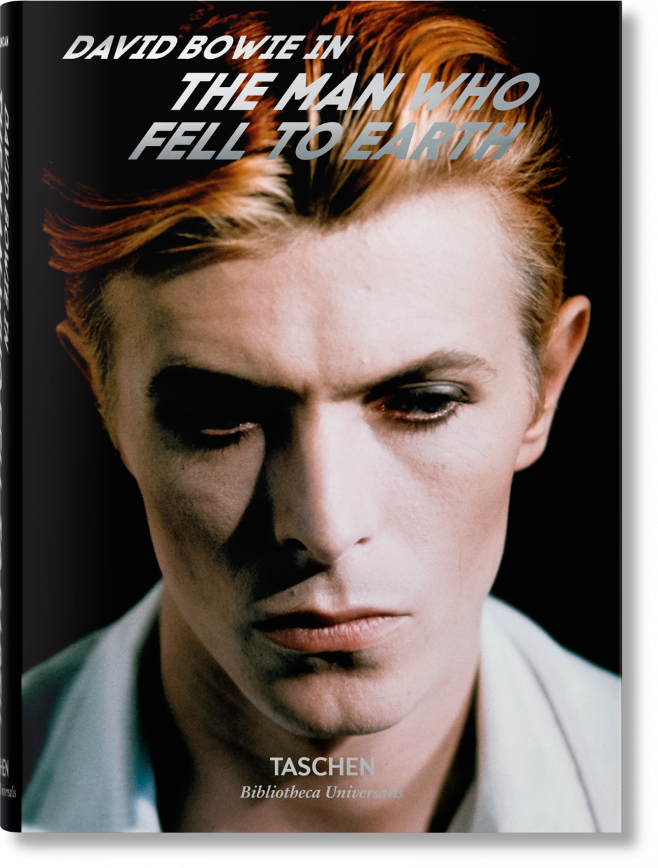 David Bowie. The Man Who Fell to Earth - Duncan Paul