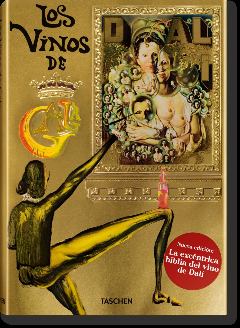 Dalí. Los vinos de Gala - Dali Salvador