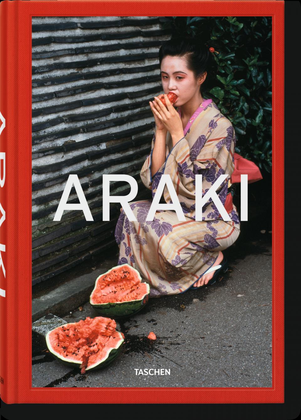 Araki by Araki - Araki Nobuyoshi