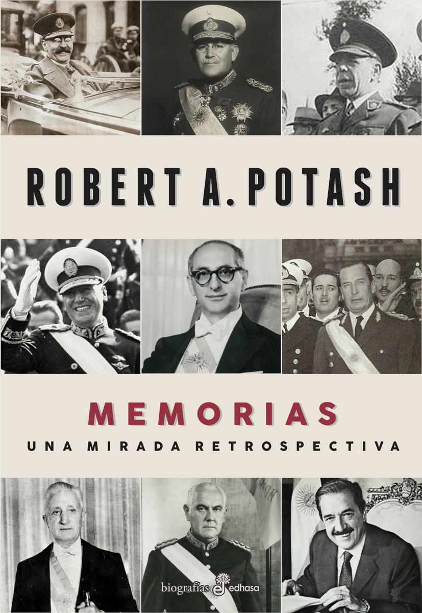 Memorias - Potash Robert A.