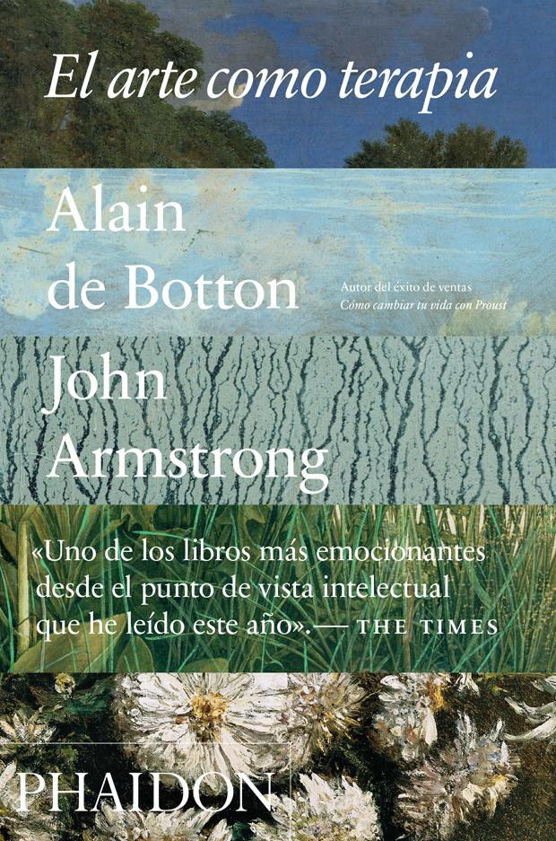 Arte como terapia Edición en español - de Botton Alain