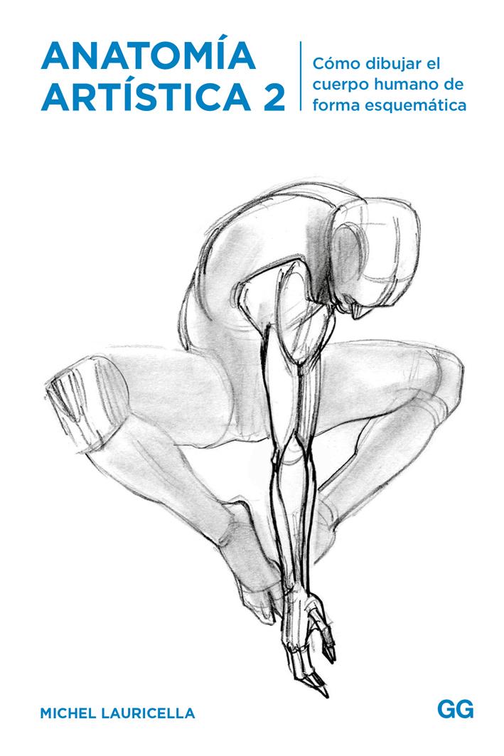 Anatomía artística 2 - Lauricella Michel