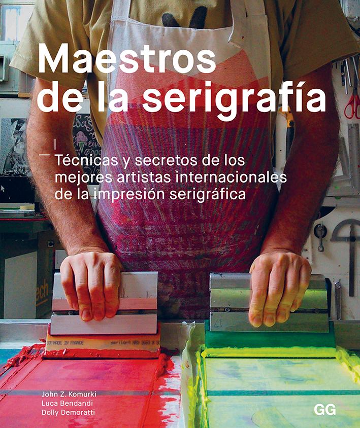 Maestros de la serigrafía - Bendandi Luca