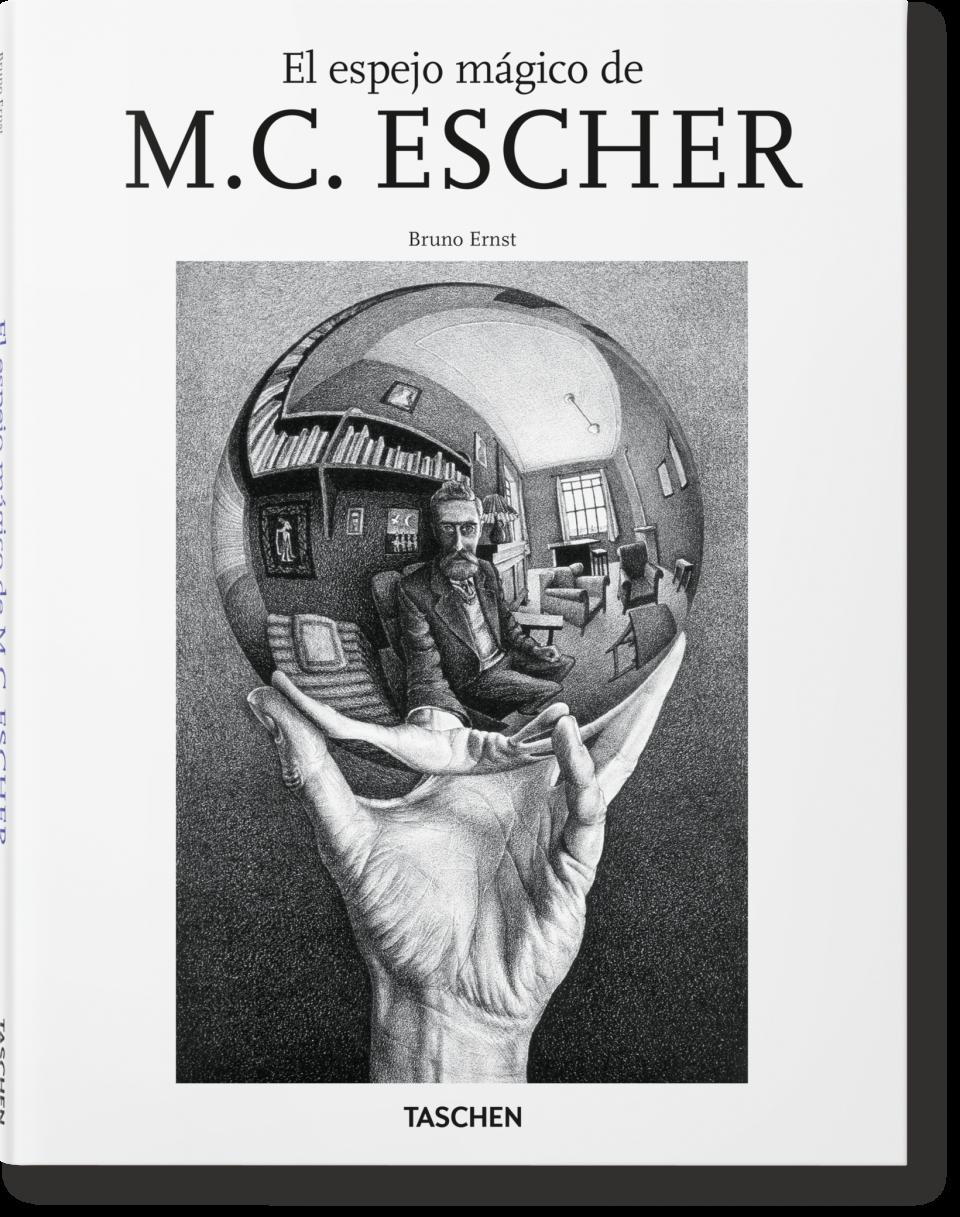 El espejo mágico de M.C. Escher - Escher Maurits Cornelis