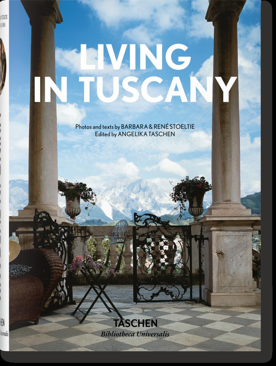 Living in Tuscany - Stoeltie Barbara & René
