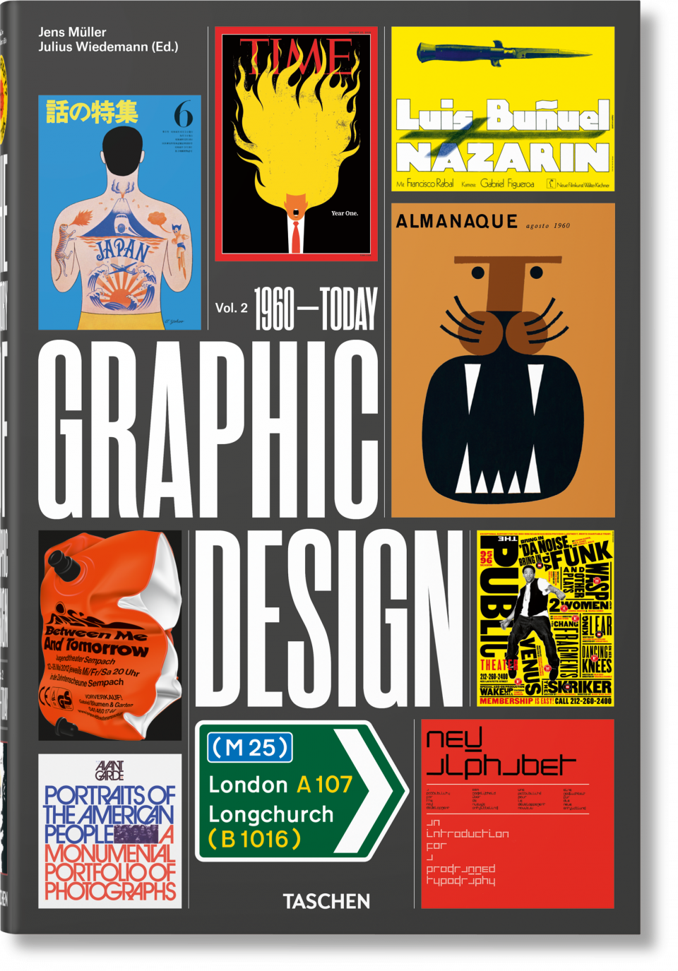 The History of Graphic Design - Müller Jens