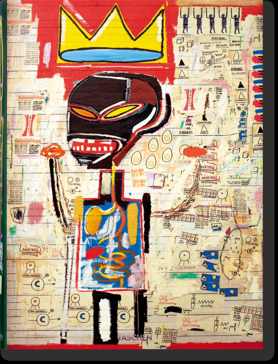 Jean-Michel Basquiat - Holzwarth Hans Werner