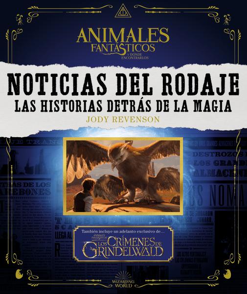 Noticias del rodaje de animales fantásticos los crímenes de Grindelwald - Salisbury Mark