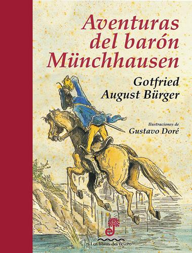 Las aventuras del barón de Münchhausen - Burger Gottfried August