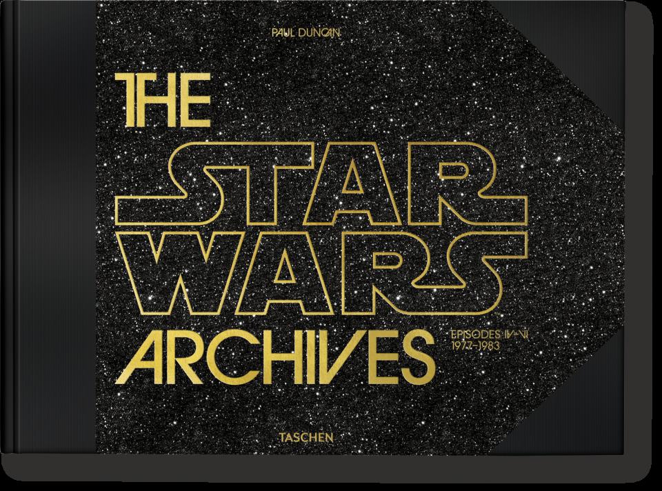 Los Archivos de Star Wars: 1977-1983 - Duncan Paul