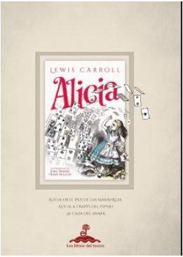 Alicia en el país de las maravillas - Carroll Lewis
