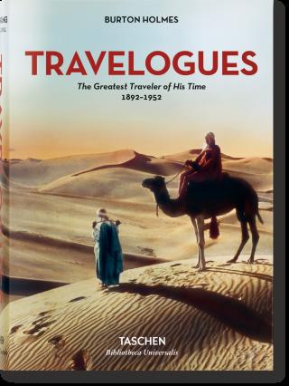 Travelogues - Holmes Burton