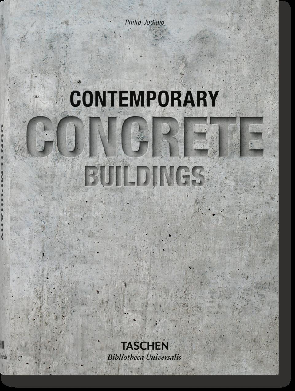 Edificios de hormigón contemporáneos - Jodidio Philip