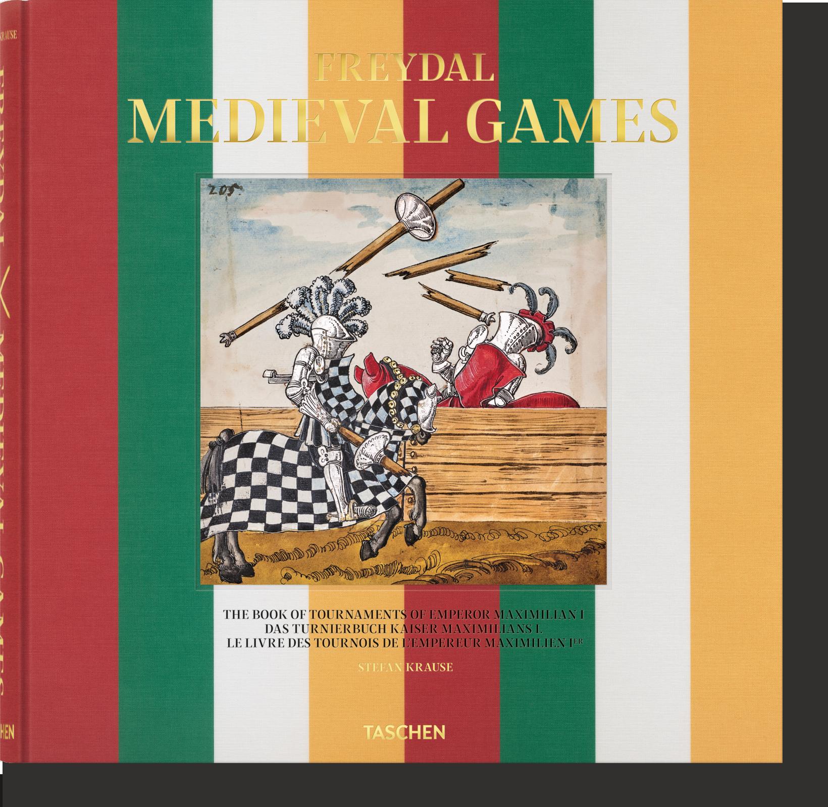 Freydal. Medieval Games - Krause Stefan