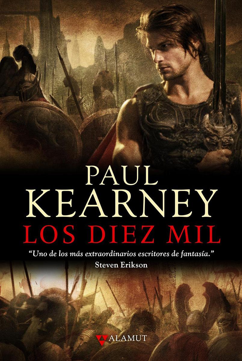 Los diez mil - Kearney Paul