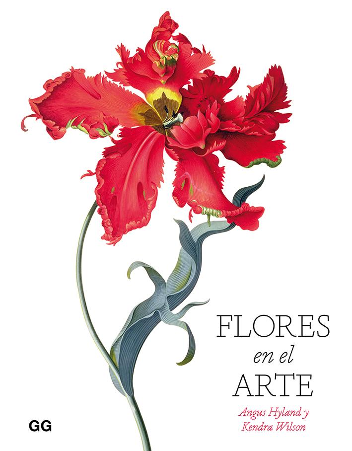 Flores en el arte - Hyland Angus