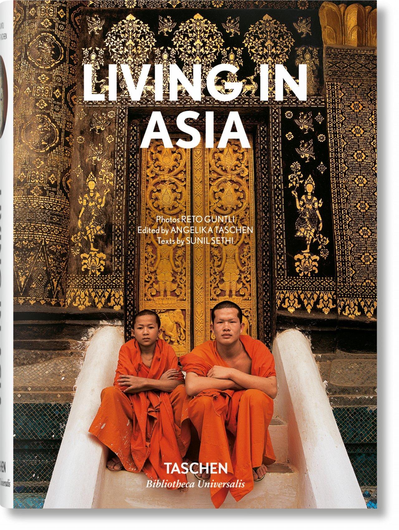 Living in Asia - Sethi Sunil