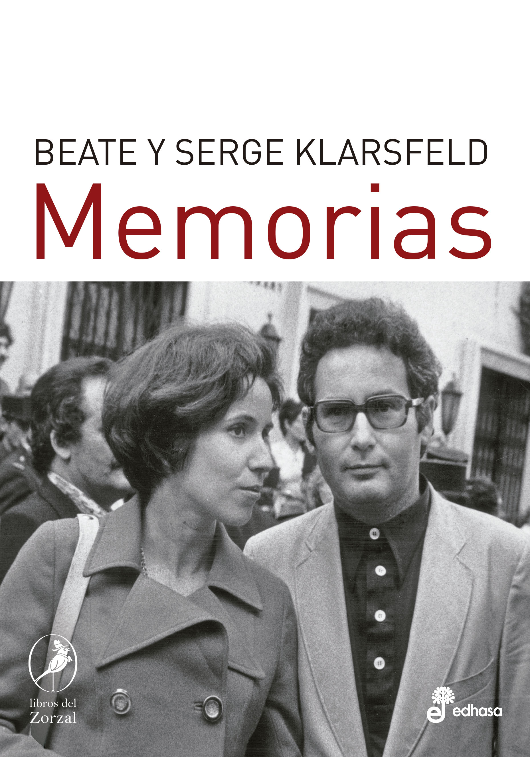 Memorias - Klarsfeld Beate