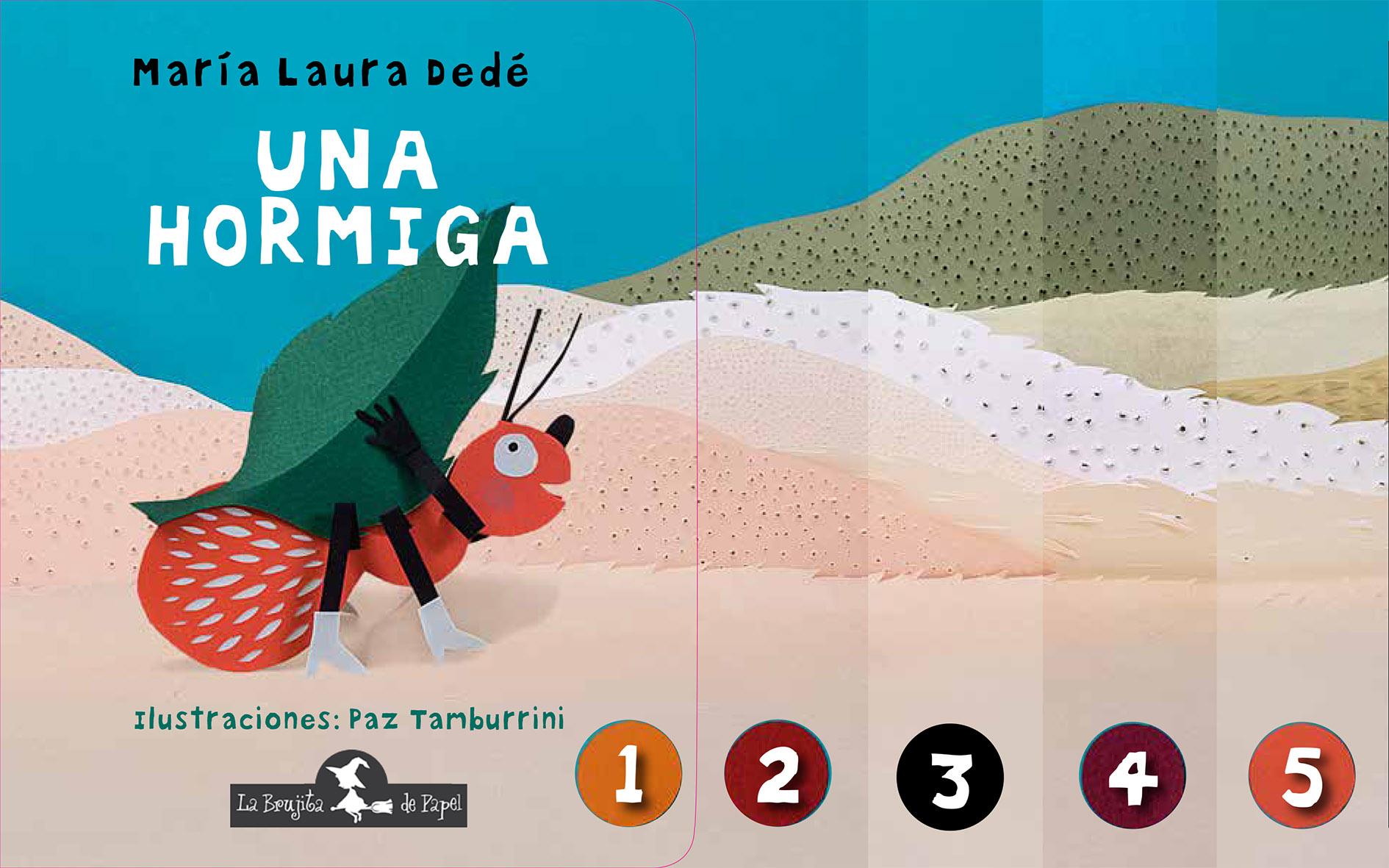 Una hormiga - Dedé María Laura