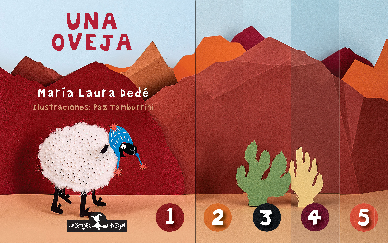 Una oveja - Dedé María Laura