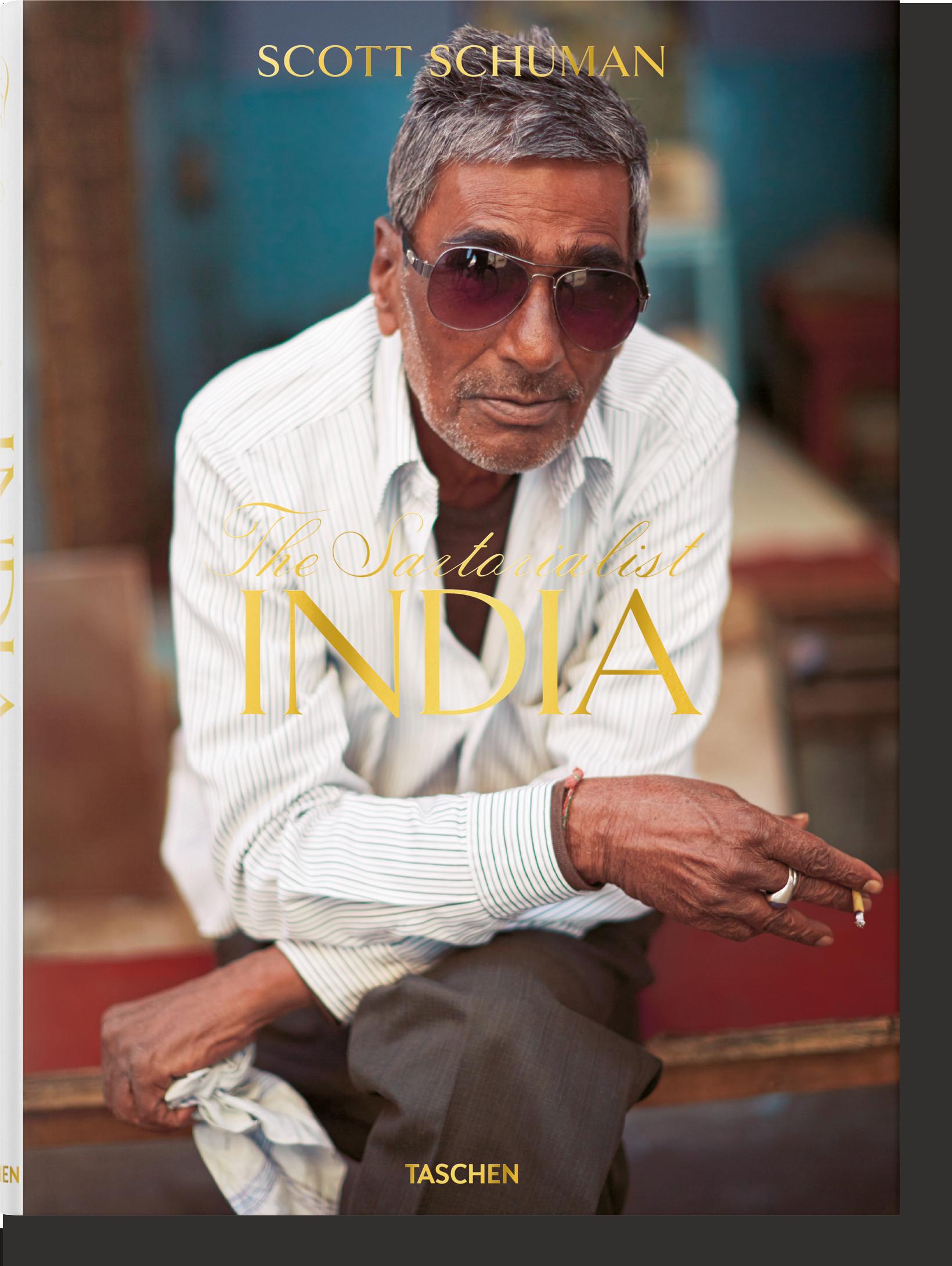 The Sartorialist. India - Golden Reuel