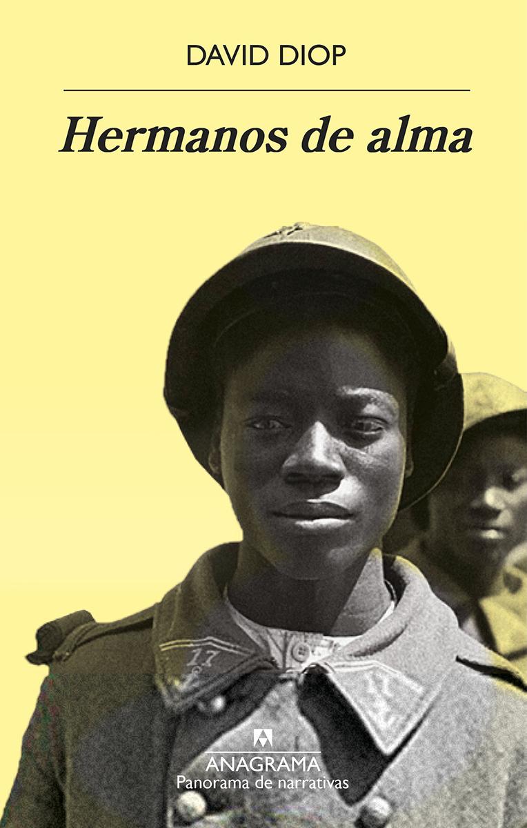 Hermanos de alma - Diop David