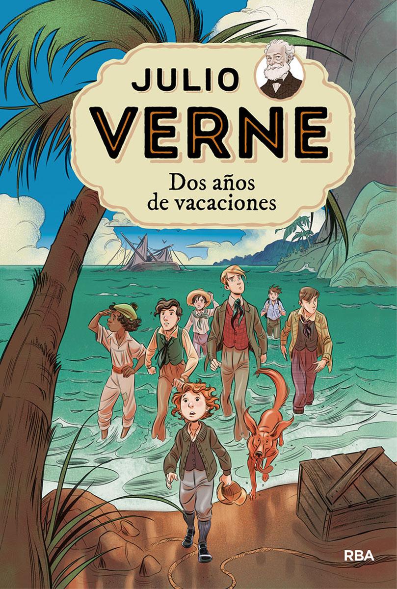 Dos años de vacaciones - Verne Julio