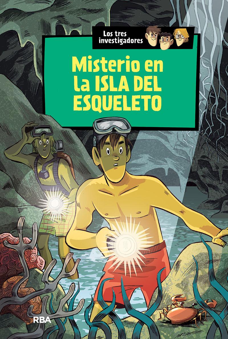 Misterio en la isla del esqueleto - Arthur Robert