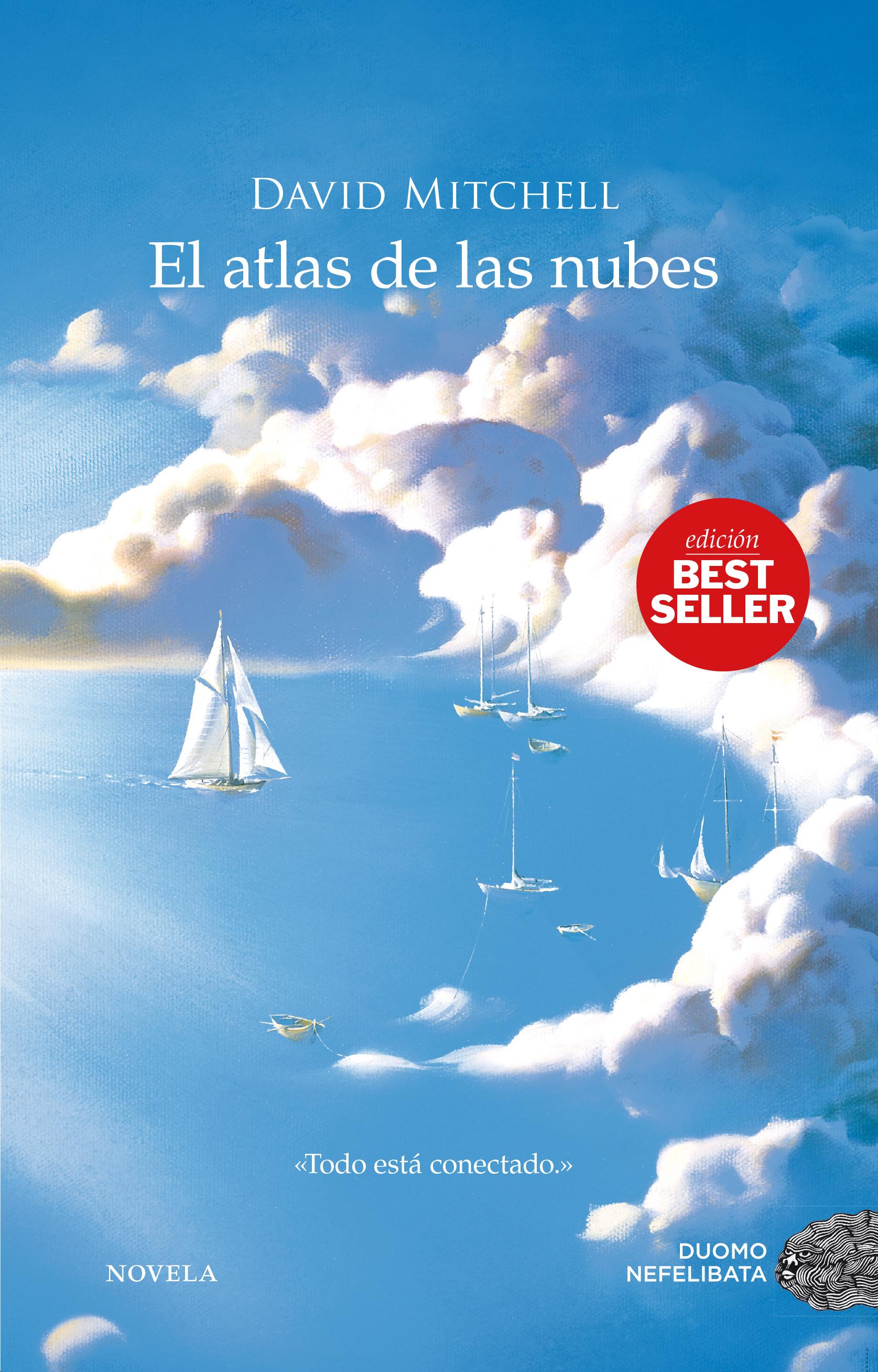 El atlas de las nubes - Mitchell David