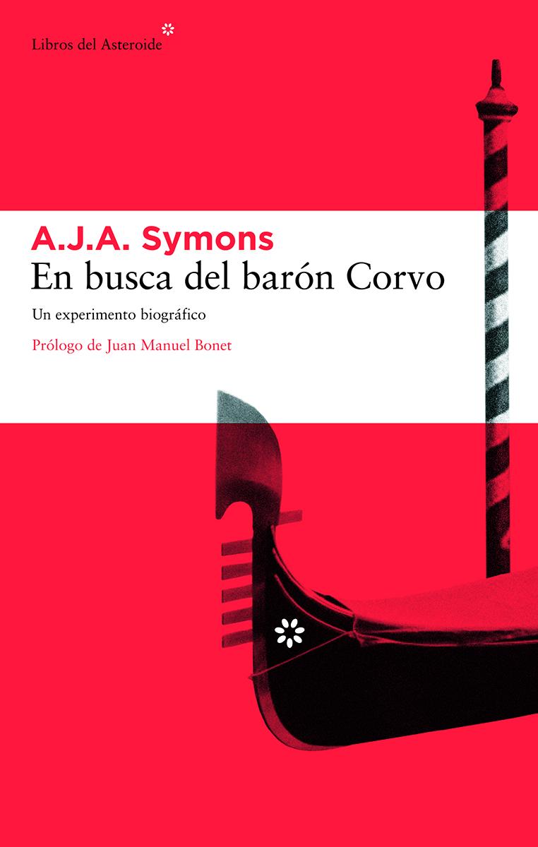 En busca del barón Corvo - Symons A.j.a.