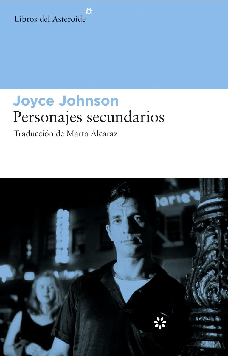 Personajes secundarios - Johnson Joyce