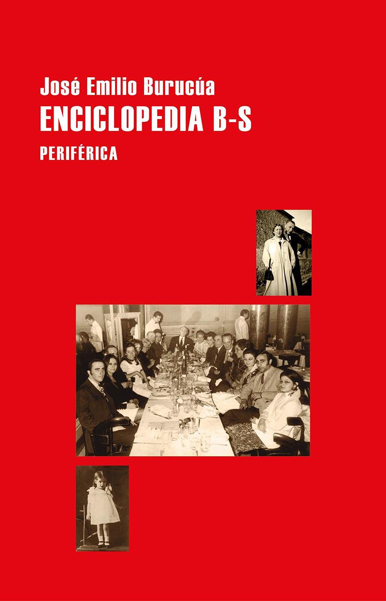 Enciclopedia B-S - Burucúa José Emilio