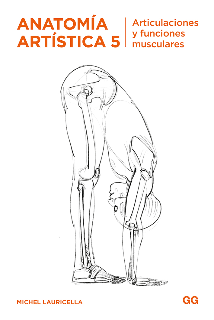 Anatomía artística 5 - Lauricella Michel